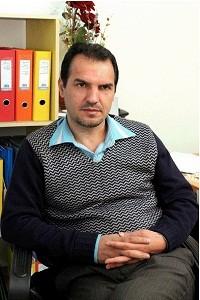 عمران دهقان مدیر مسئول آموزشگاه سینمایی اندیشه نو
